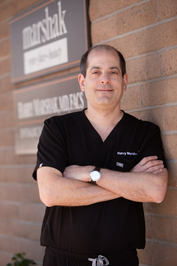 Dr. Marshak - Meet the Team