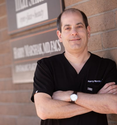 Dr. Marshak - Meet the Team